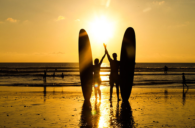 Several Reasons To Take Up Surfing
