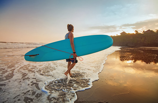 Want to Learn Surfing?